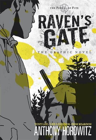File:Raven's Gate - The Graphic Novel Cover 2013 Edition.jpg