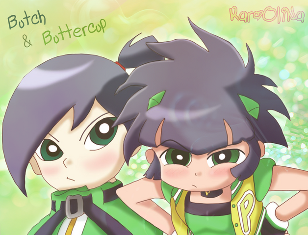 File:Butch x buttercup by karo0lina-d5cbee6.png