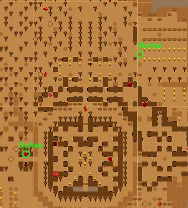 WorldMap - Find Sohea's Mortar Quest