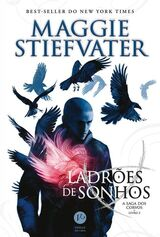 The Dream Thieves, Portuguese cover