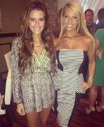Lexi and Dina Manzo