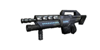 Gauss Assault Rifle