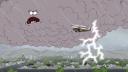S6E20.212 CJ Shooting Out Another Lightning
