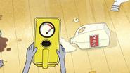 Sh05.002 Radiation Meter Reacting to the Milk