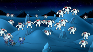 S8E23.074 Park Crew Running From the Snow Monsters