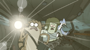 S5E19.098 Rigby Shines a Flashlight at Them