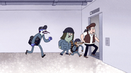 S4E23.055 The Guys Running Into the Elevator