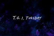 TGI Tuesday title card