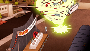 S4E34.143 Death Creating a Hot Dog Tornado