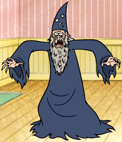 S3E04 Halloween Wizard