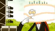 S6E17.123 Happy Birthday Tasting the Cake