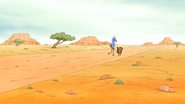 S6E13.069 Mordecai and Rigby Walking to the Airport 01