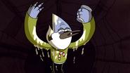 S6E10.039 Mordecai Screaming No