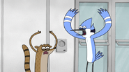 S4E36.059 Mordecai and Rigby Frustrated