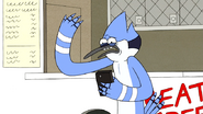 S7E13.035 Mordecai Getting a Call From Benson