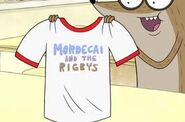 Mordecai and the Rigbys Shirt