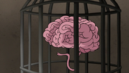 S8E08.031 Evil Brain Making Up a Fake Story