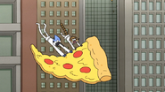 S6E27.127 Pizza Sandwich Monster