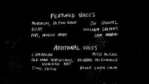 GV credits