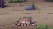 S6E04.203 Rigby Cowering on the Ground