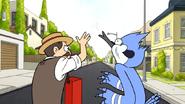 S6E11.062 The Telegram Guy Slapping Mordecai