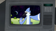 S8E03.190 Mordecai Starting Up the Video