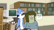 S4E30.028 Rigby Saying They Want the LaserDisc Player