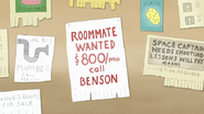 S8E19.271 Roommate Wanted