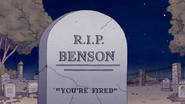 S6E04.190 R.I.P. Benson You're Fired