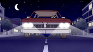 S7E27.069 Rigby Driving in Sherm's Car