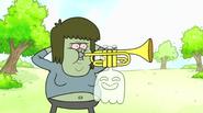 Mm's trumpet