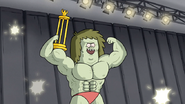 S5E11.056 Young Muscle Man with a Trophy