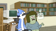 S4E30.029 Muscle Man Telling SP and LP to Go Away