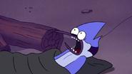 S4E17.026 Mordecai Screaming Because of Gregg