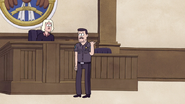 S7E09.132 The Bailiff Questioning if Wolfhard Should Be Unsupervised