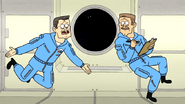S6E24.307 Astronauts in a Space Station