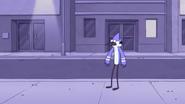 S3E25 Mordecai stops walking