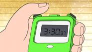 S7E21.137 MIlton with a Stopwatch