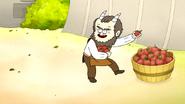 S7E30.016 Imp Throwing More Tomatoes