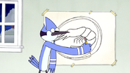 S4E16.093 Mordecai Making the Image Obvious