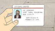 S4E24.008 Sammy Krendelman's Driver's License