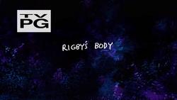 Rigby's Body