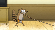 S6E07.076 Rigby Using His Whip on the Screwdriver