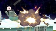 S8E23.498 Ornament Grenade Explodes
