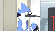 S6E19.067 Mordecai Asking the Games for Directions