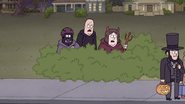 S7E09.362 Jerk Teenagers Appearing From the Bushes