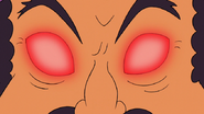 S7E09.022 Racki's Eyes Glowing Red