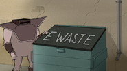 S6E16.087 Floppy Disk Closing the E-Waste Dumpster