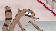 S6E09.123 Rigby Nervous to Open the Gift