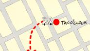 S4E34.068 Taco' Clock on the Map